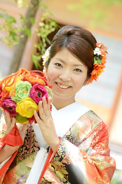 結婚写真松風園01
