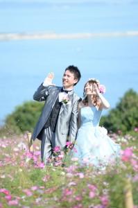 能古島結婚写真前撮り02