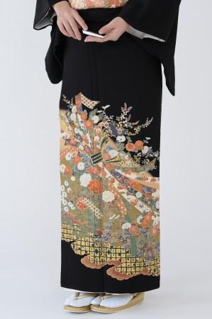 熊本黒留袖002