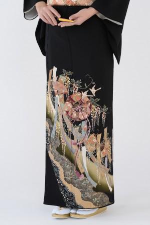 熊本黒留袖004