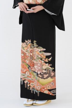 熊本黒留袖012