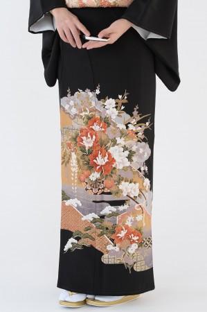 熊本黒留袖013