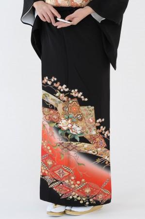 熊本黒留袖014