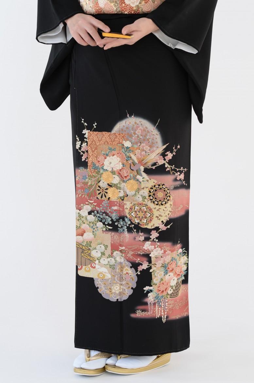 熊本黒留袖017