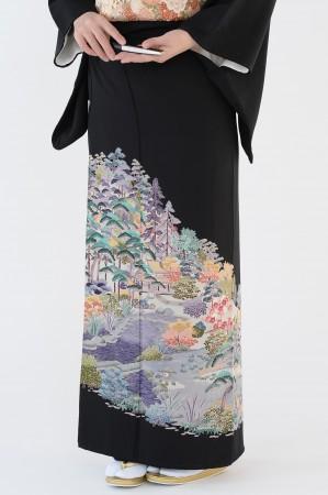 熊本黒留袖018