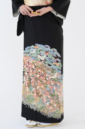 熊本黒留袖026