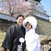 前撮り スタジオフィール 北九州 小倉城