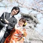 熊本,和装,洋装,前撮り,結婚式当日,,さくら熊本城前撮りプラン-07