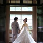 鹿児島,和装,洋装,前撮り,結婚式当日,,鹿児島異人館プラン01