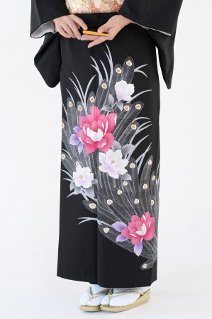 熊本黒留袖035