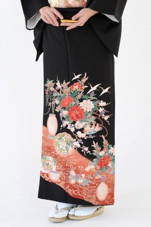熊本黒留袖038