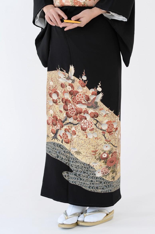 熊本黒留袖039