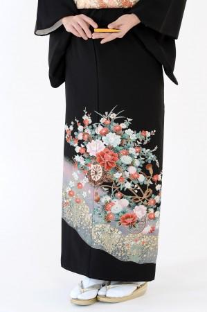 熊本黒留袖040