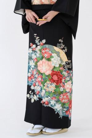 熊本黒留袖042