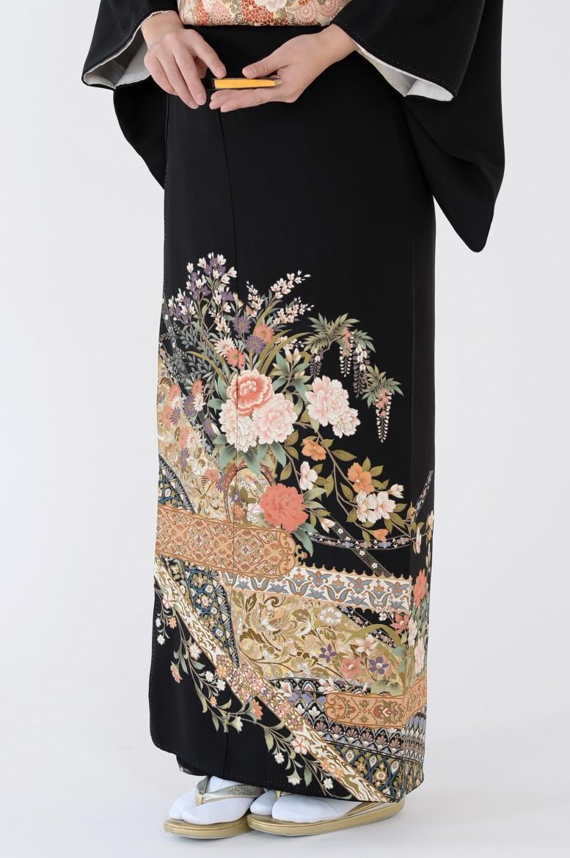 熊本黒留袖043