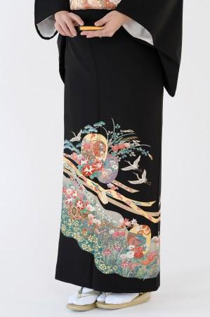 熊本黒留袖044