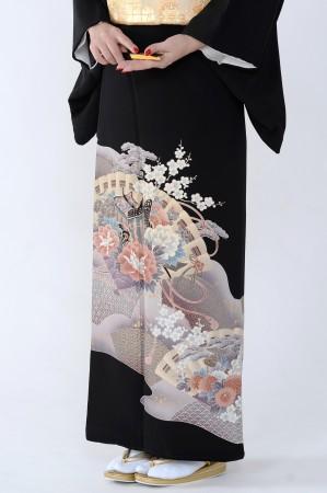 熊本黒留袖054
