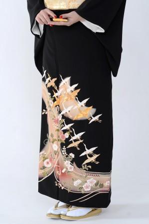 熊本黒留袖056