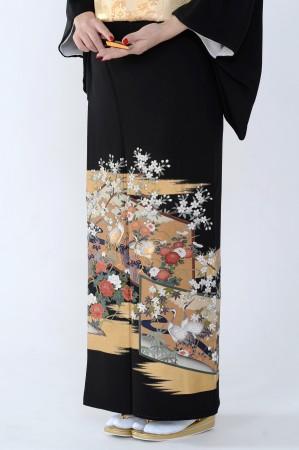 熊本黒留袖057