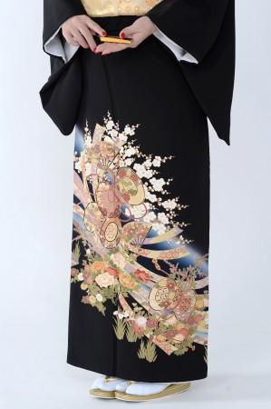 熊本黒留袖059