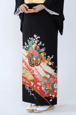 熊本黒留袖061