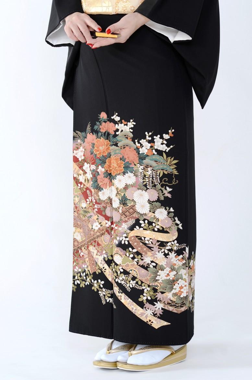 熊本黒留袖062