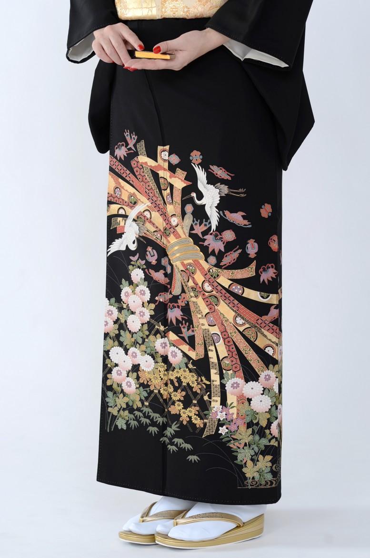 熊本黒留袖065