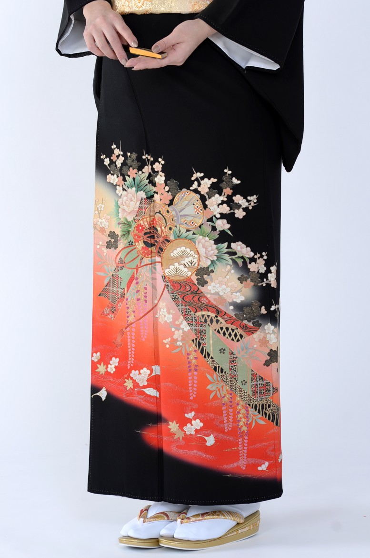 熊本黒留袖072