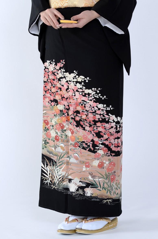 熊本黒留袖079