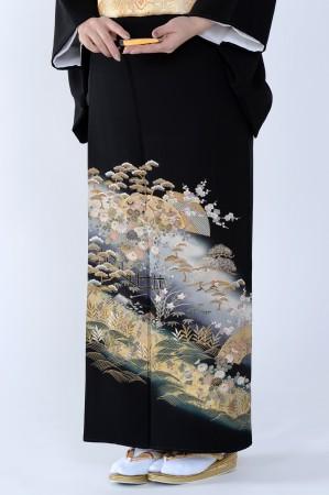熊本黒留袖080