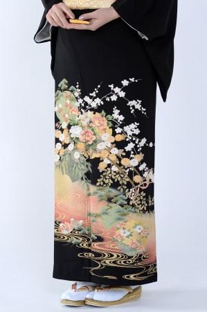 熊本黒留袖085