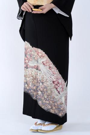 熊本黒留袖092