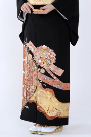 熊本黒留袖094