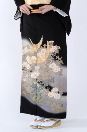 熊本黒留袖096