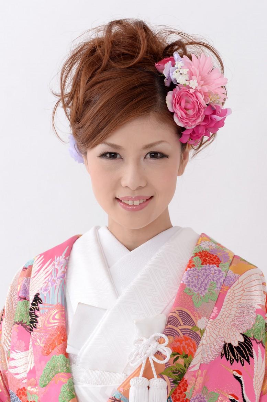 髪型 アレンジ ミディアム パーティー