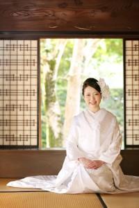 長崎 結婚式前撮り 大村城 和装