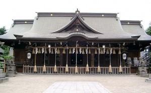 八坂神社 小倉