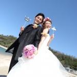 早朝海ロケーション 10,000円割引キャンペーン-福岡・熊本 海ロケーション ドレス04