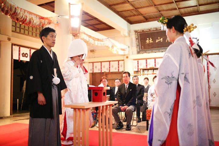 熊本 神前挙式