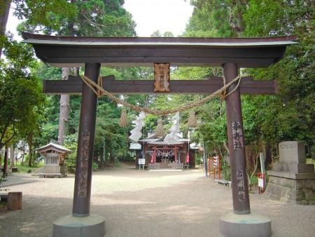 加江田神社