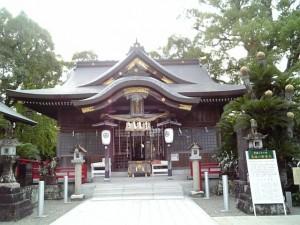 本渡諏訪神社 熊本