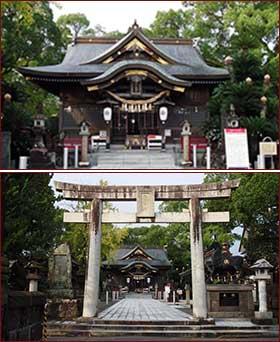 天草諏訪神社