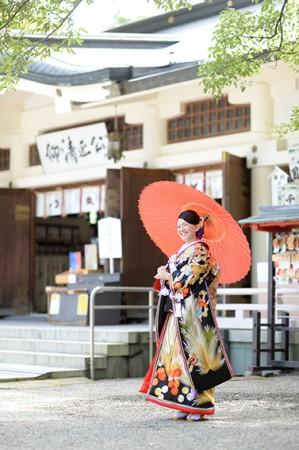 前撮り熊本 加藤神社