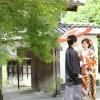 前撮り スタジオフィール 熊本 旧細川邸
