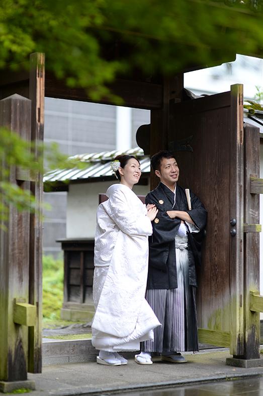 熊本 細川邸前撮り