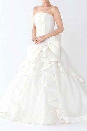 福岡店ウェディングドレス FW-001