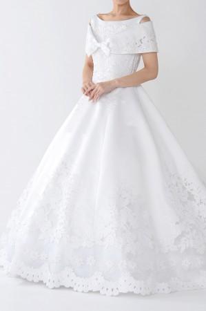福岡店ウェディングドレス FW-004