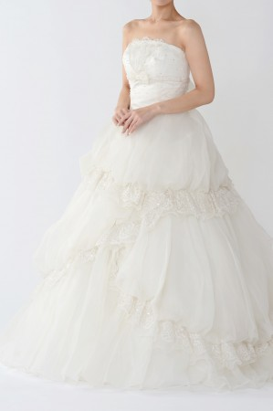 福岡店ウェディングドレス FW-005