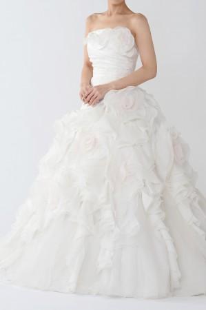 福岡店ウェディングドレス FW-007