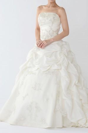 福岡店ウェディングドレス FW-008